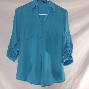 Express - women's button down shirt